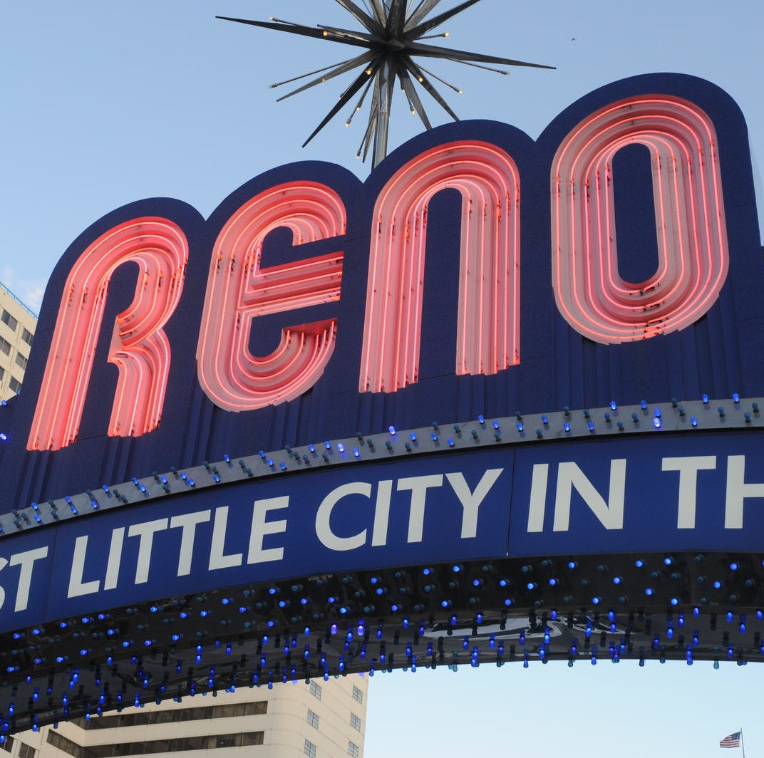 Reno turns 151 today. Should the BLC have official city colors?