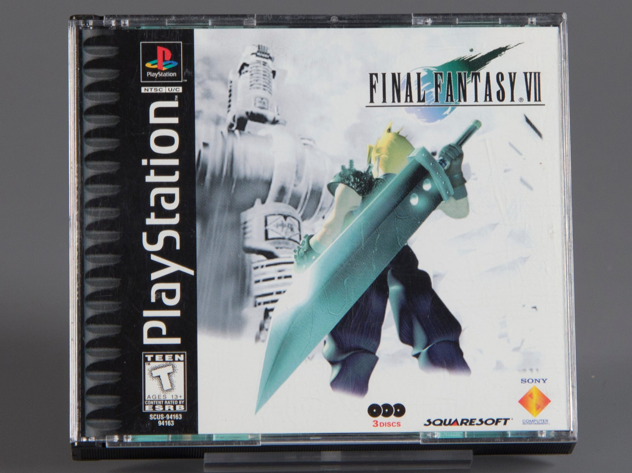 Final Fantasy VII was inducted into the World Video Game Hall of Fame at The Strong National Museum of Play in Rochester, New York in 2018.