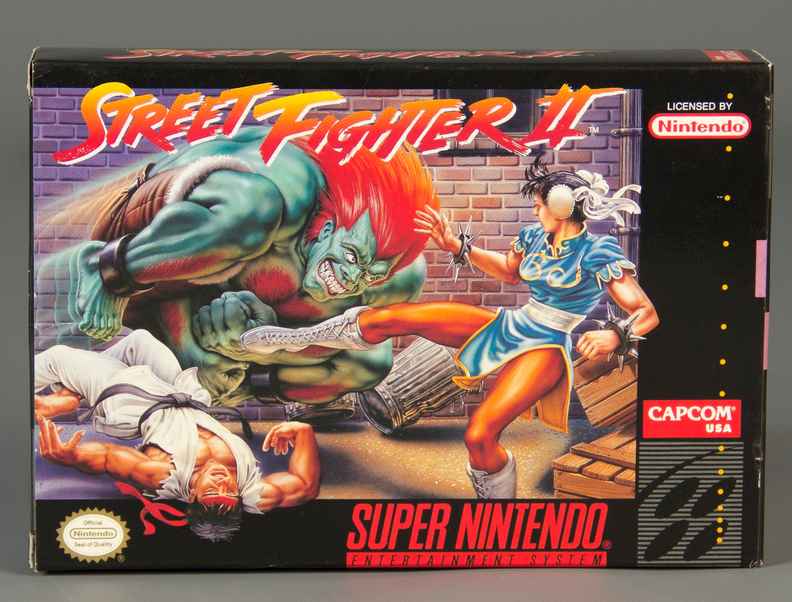 Street Fighter II was inducted into the World Video Game Hall of Fame at The Strong National Museum of Play in  Rochester, New York in 2017.