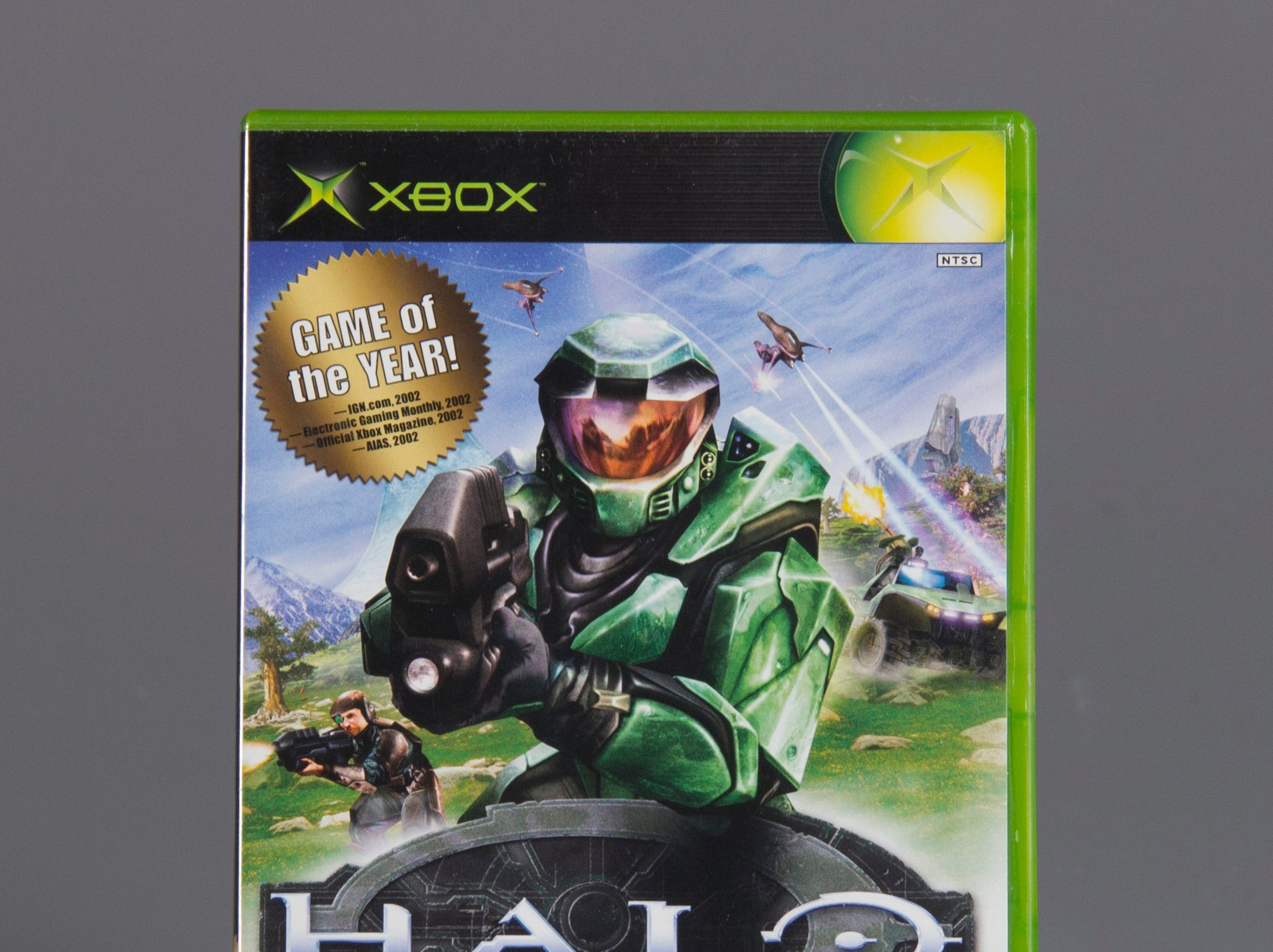 Halo: Combat Evolved was inducted into the World Video Game Hall of Fame at The Strong National Museum of Play in Rochester, New York in 2017.