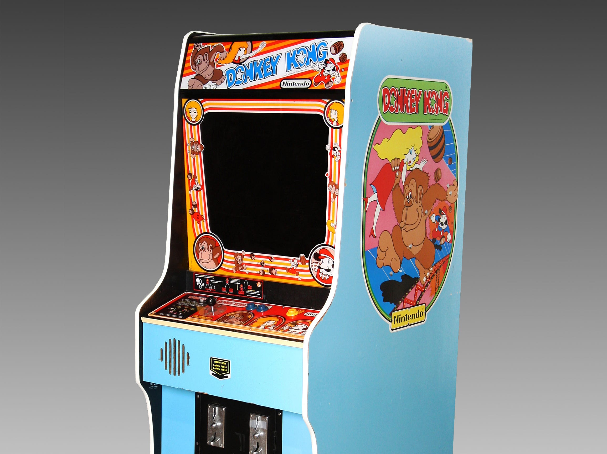 Donkey Kong was inducted into the World Video Game Hall of Fame at The Strong National Museum of Play in Rochester, New York in 2017.