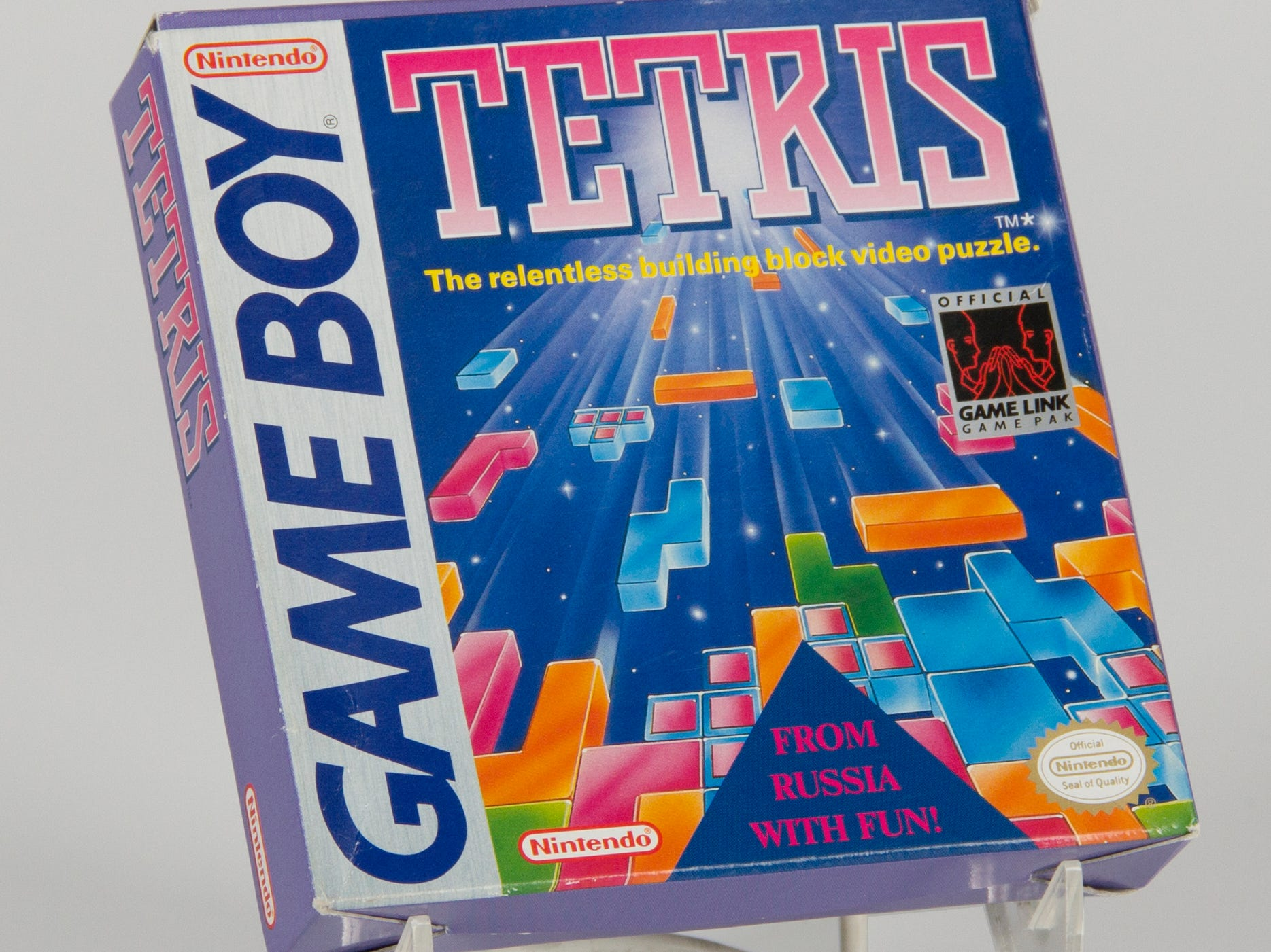 Tetris was inducted into the World Video Game Hall of Fame at The Strong National Museum of Play in  Rochester, New York in 2015.