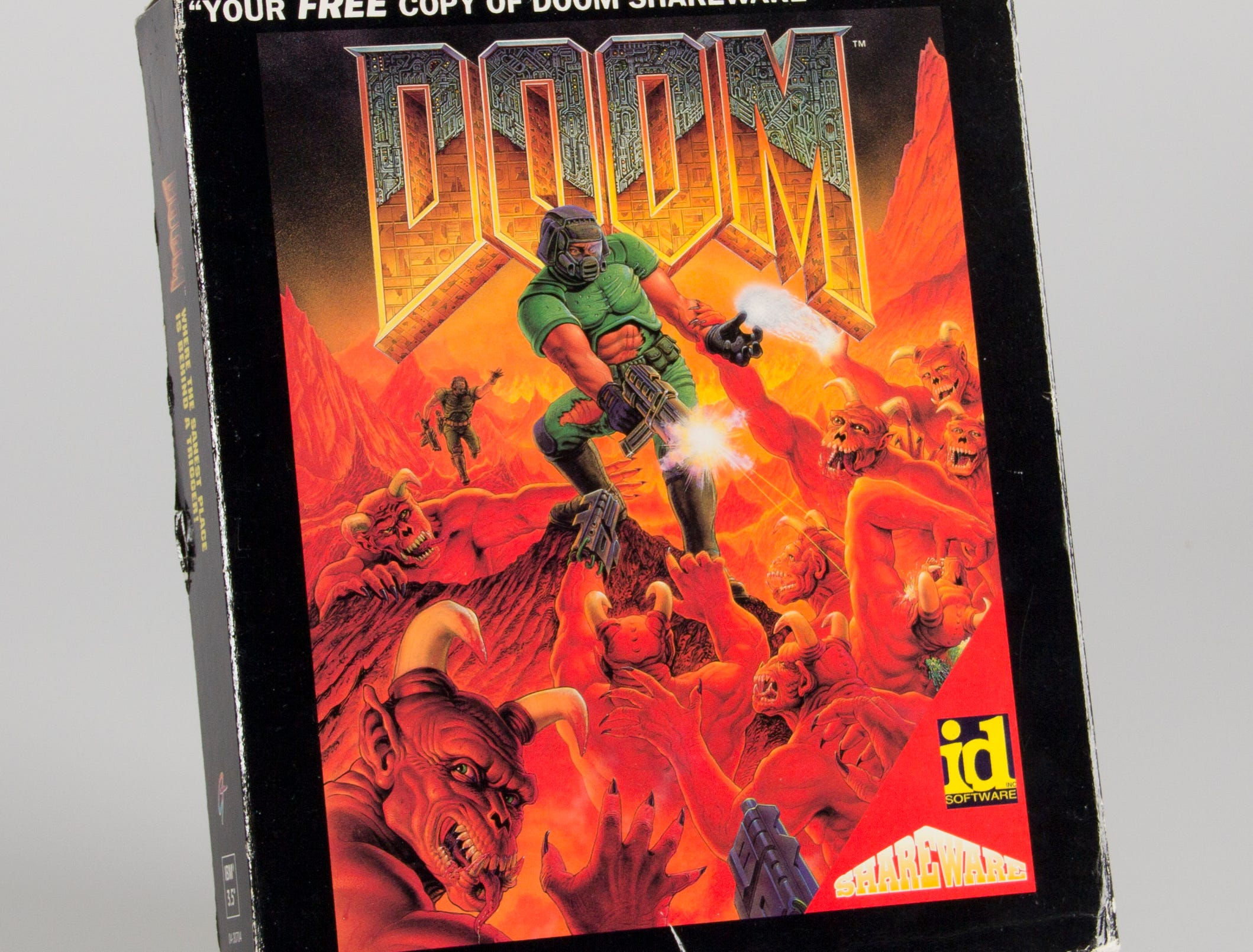DOOM was inducted into the World Video Game Hall of Fame at The Strong National Museum of Play in Rochester, New York in 2015.