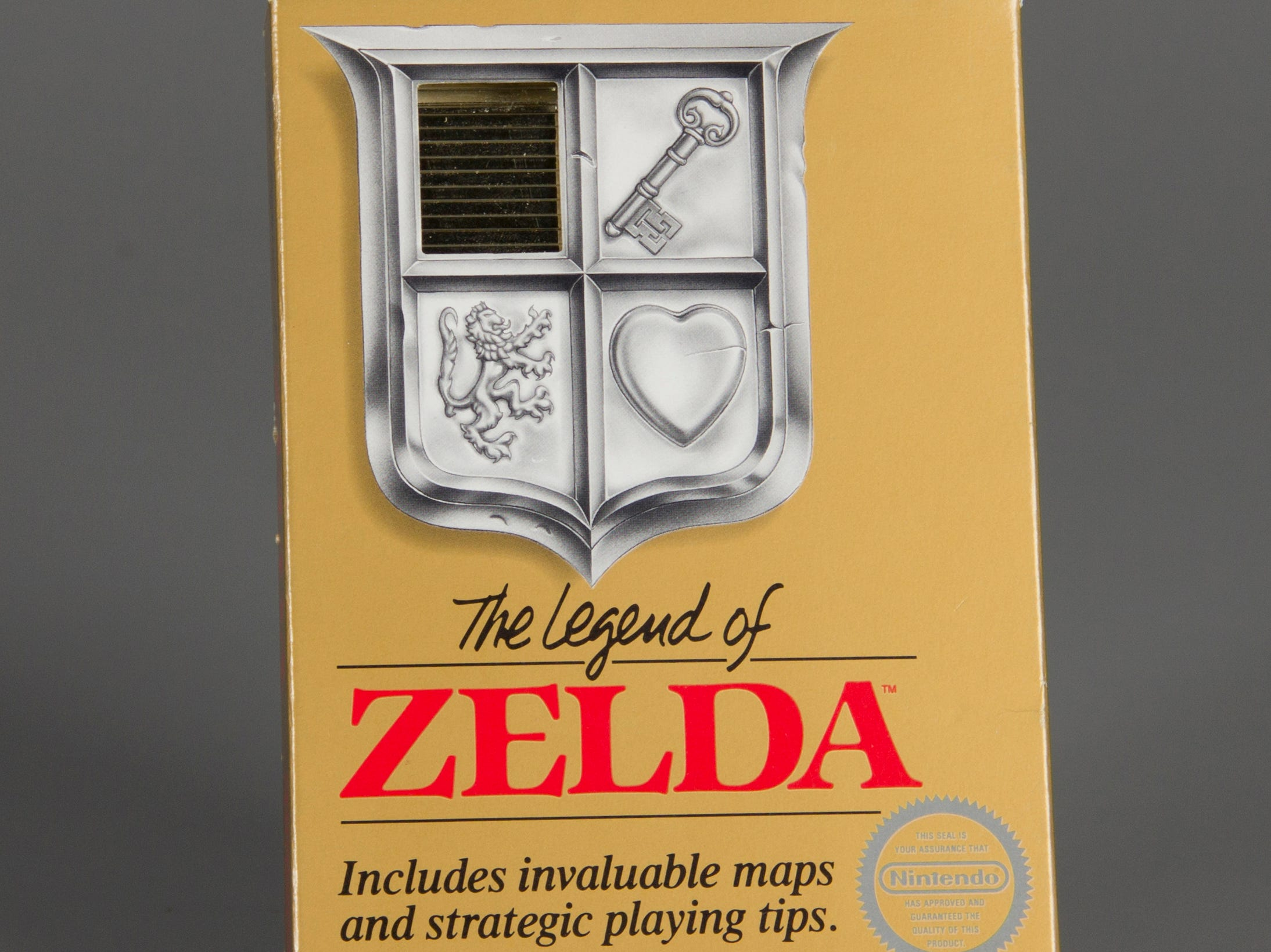 The Legend of Zelda was inducted into the World Video Game Hall of Fame at The Strong National Museum of Play in Rochester, New York in 2016.