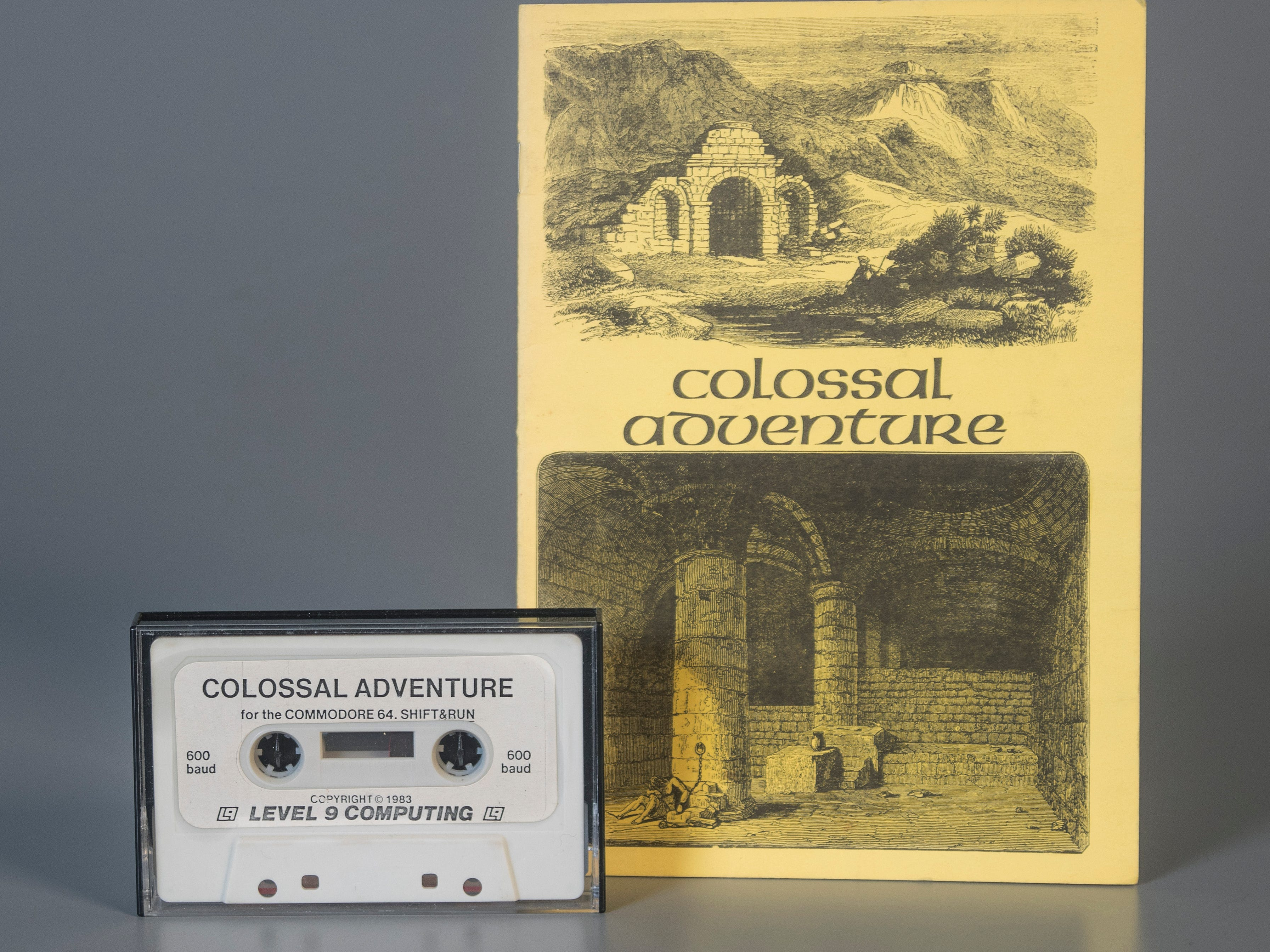 Colossal Cave Adventure was inducted into the World Video Game Hall of Fame in 2019 at The Strong National Museum of Play in Rochester, New York.