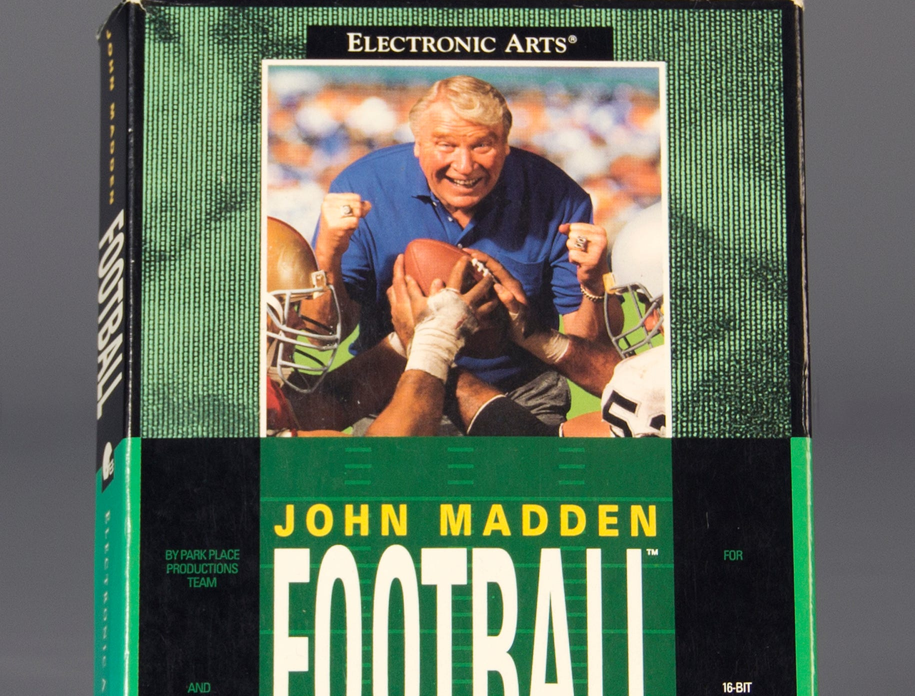 John Madden Football was inducted into the World Video Game Hall of Fame at The Strong National Museum of Play in Rochester, New York in 2018.
