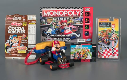 Super Mario Kart was inducted into the World Video Game Hall of Fame in 2019 at The Strong National Museum of Play in Rochester, New York.