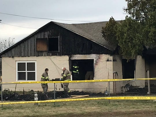 The men were discovered dead inside a residence that was set ablaze in the 4800 block of North Chadbourne Street on March 20, 2019.