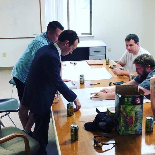 Burnish Beer Co. is set to bring a brewery and restaurant to Salisbury later in 2019. Photo courtesy of Randy Mills/Burnish Beer Co.