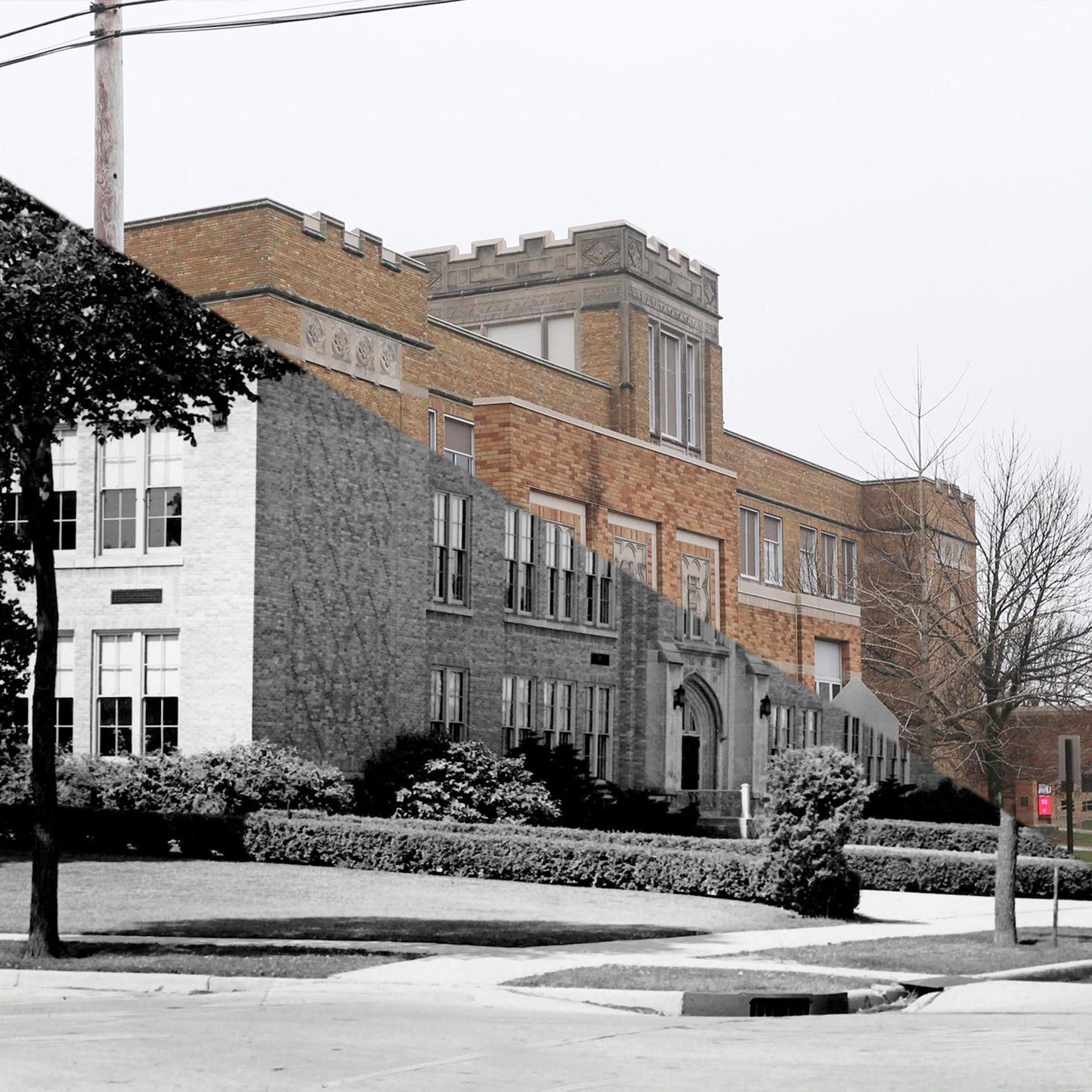 Throwback Thursday | Farnsworth Middle School