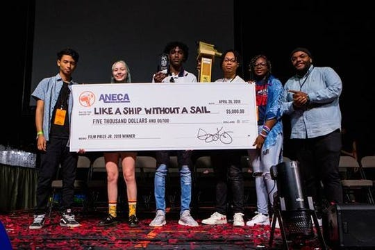 """The winner of the 2019 Film Prize Junior is """"Like a Ship Without a Sail."""""""