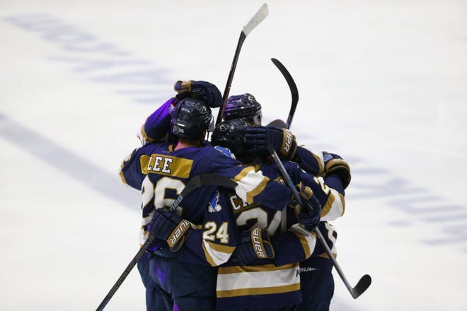 The Stampede are one win away from reaching the Clark Cup Finals
