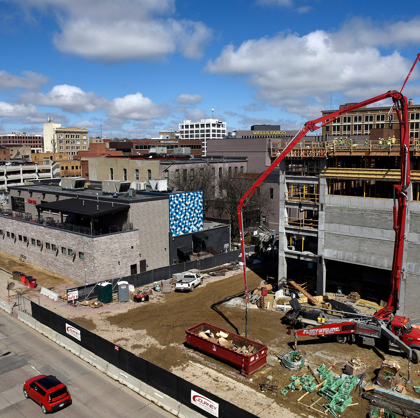 Future of $70M downtown Sioux Falls parking ramp development in jeopardy