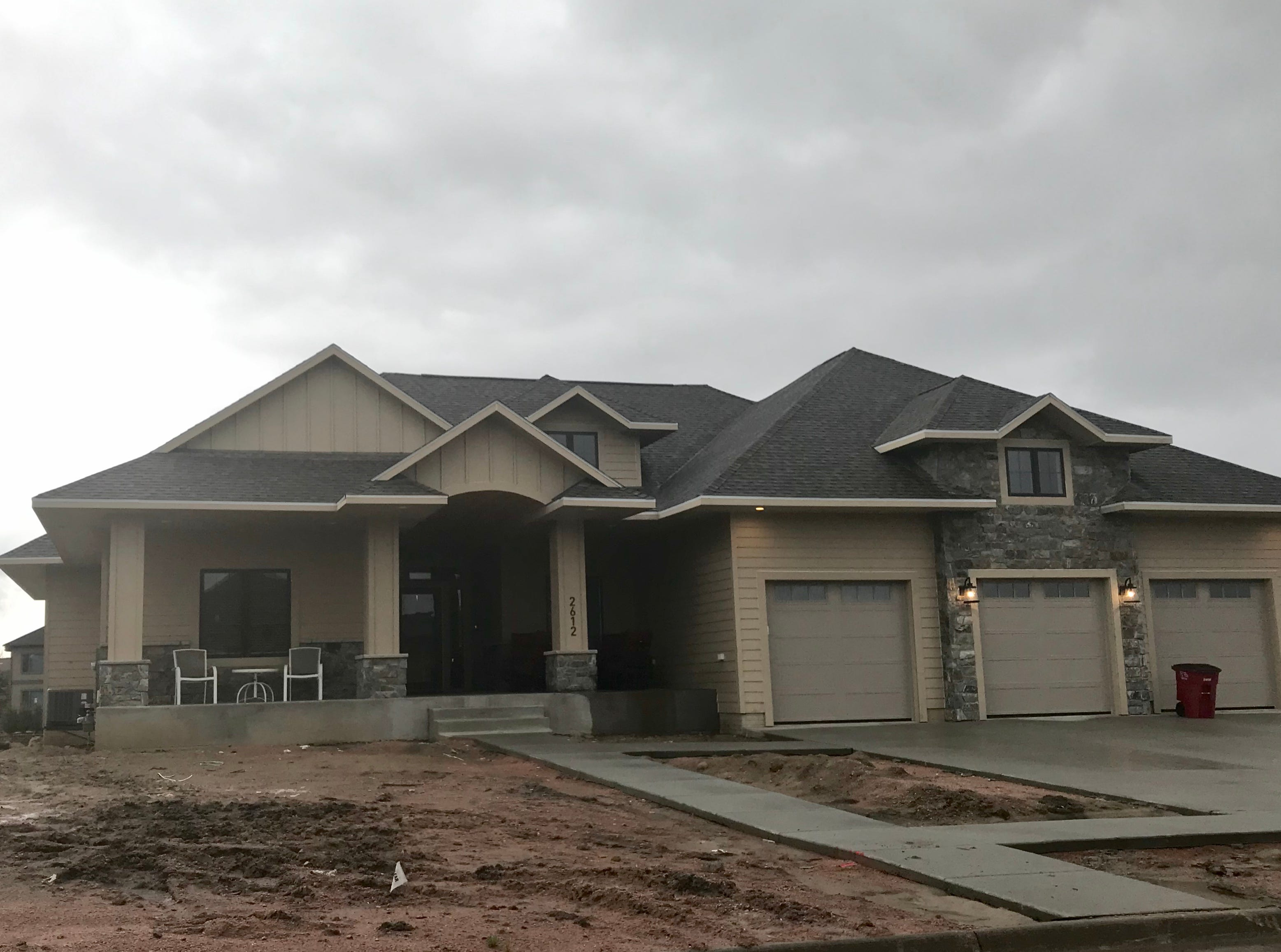 The home at 2612 W. Bitterroot St. in Sioux Falls sold for $751,780, topping our home sales report for the week of March 11.