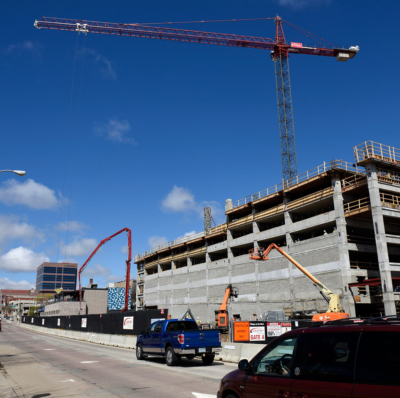 Timeline: 5 years of failure in Sioux Falls' downtown parking ramp pursuit