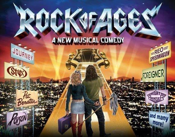 "The Barn Theatre in Stuart will present ""Rock of Ages"" from  July 18 to July 28."