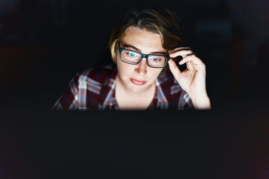 """What is """"computer vision syndrome"""" and do you have it?"""