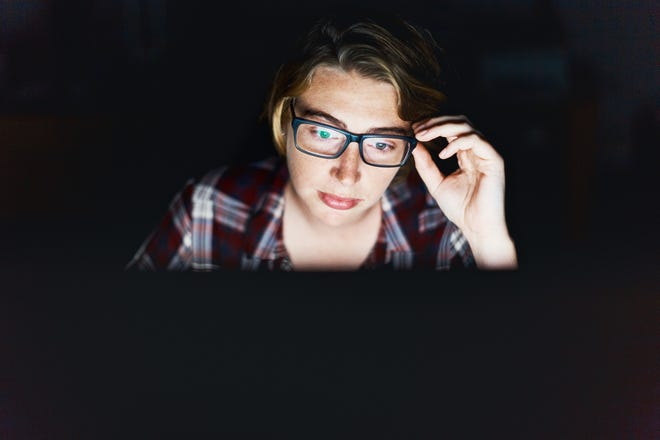 "What is ""computer vision syndrome"" and do you have it?"