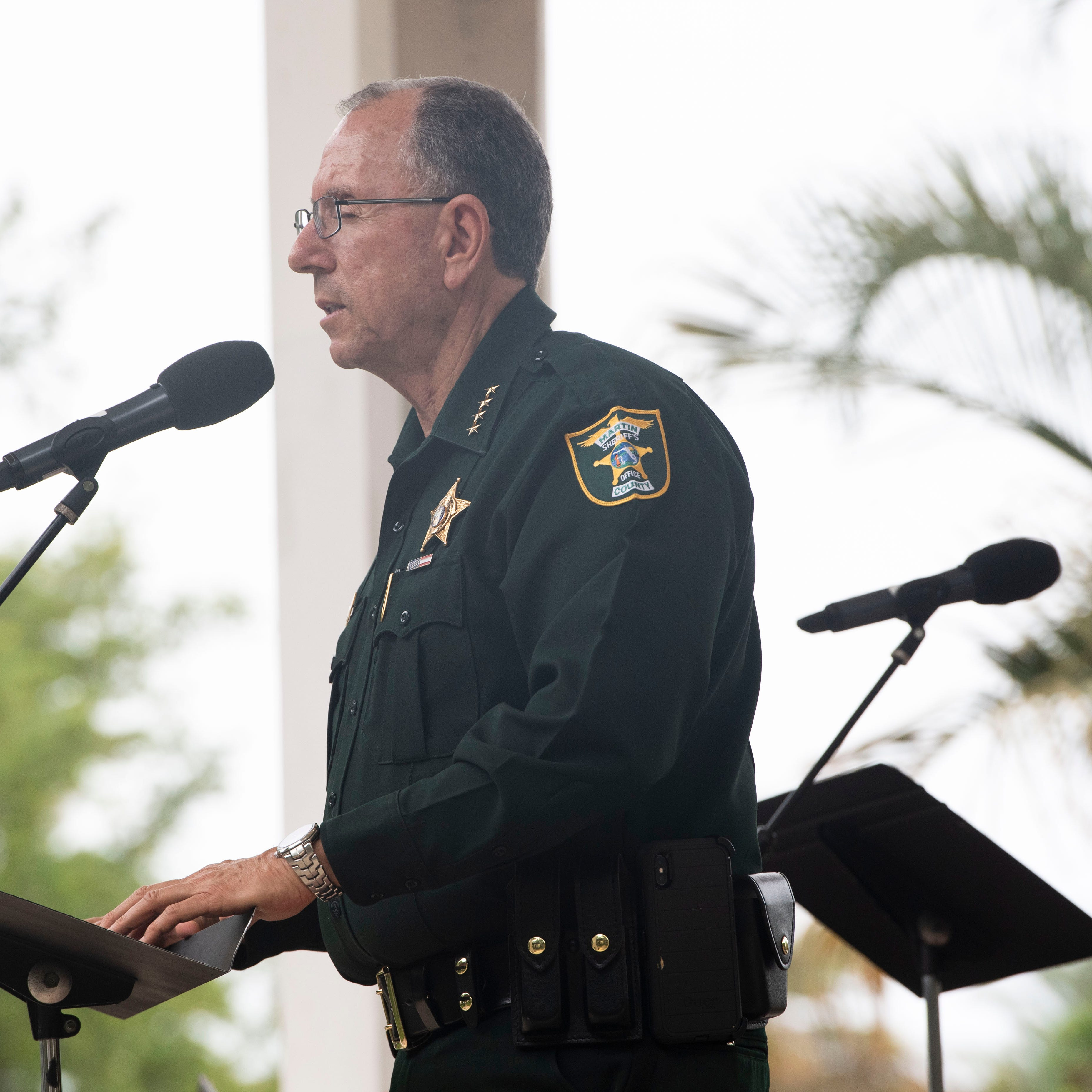 "Martin Sheriff Snyder: Scrapped migrant relocation plan was ""chaotic,"" lacked communication"