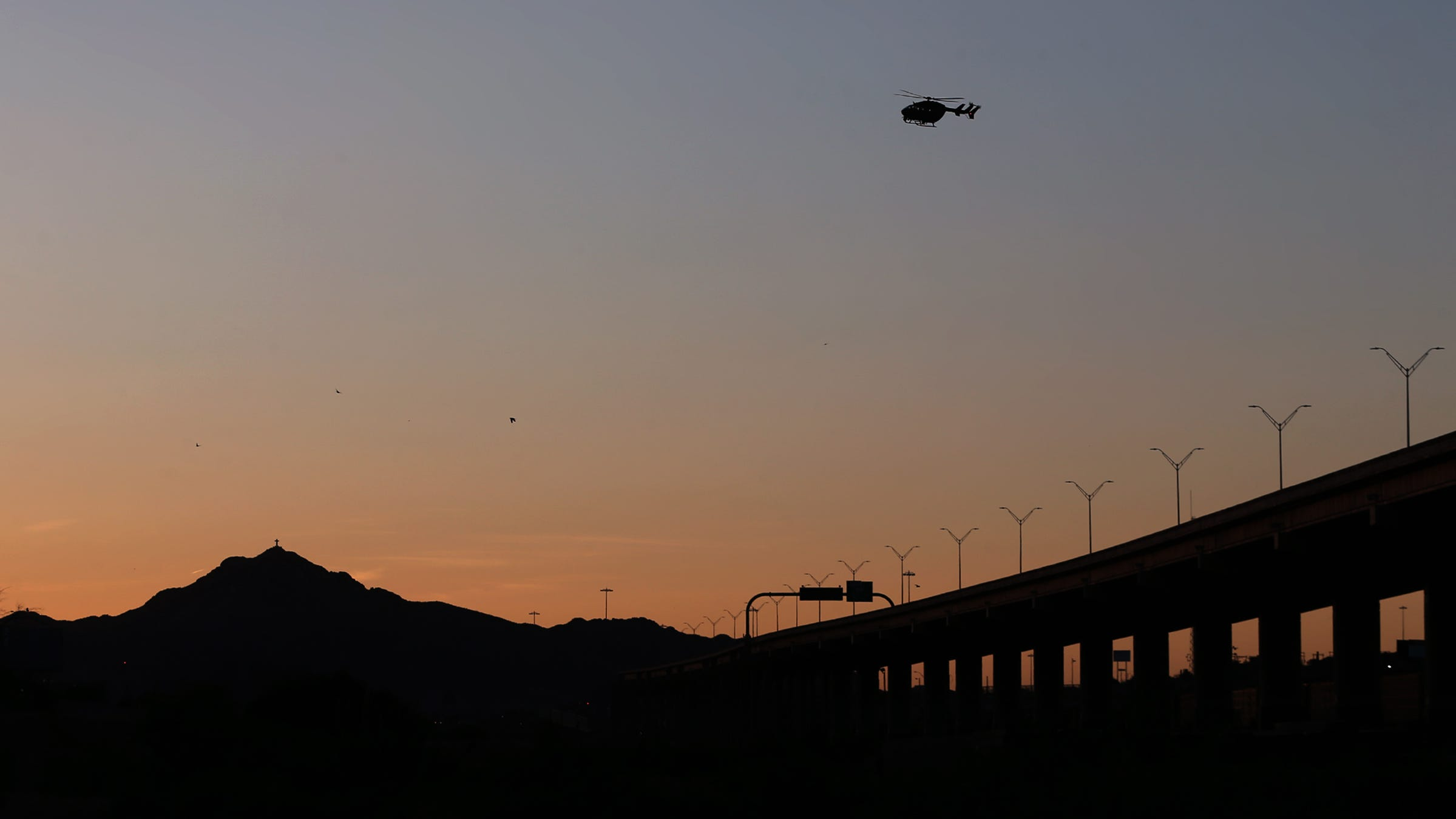 Dispatch records: Woman dies after falling from border fence near Sunland Park