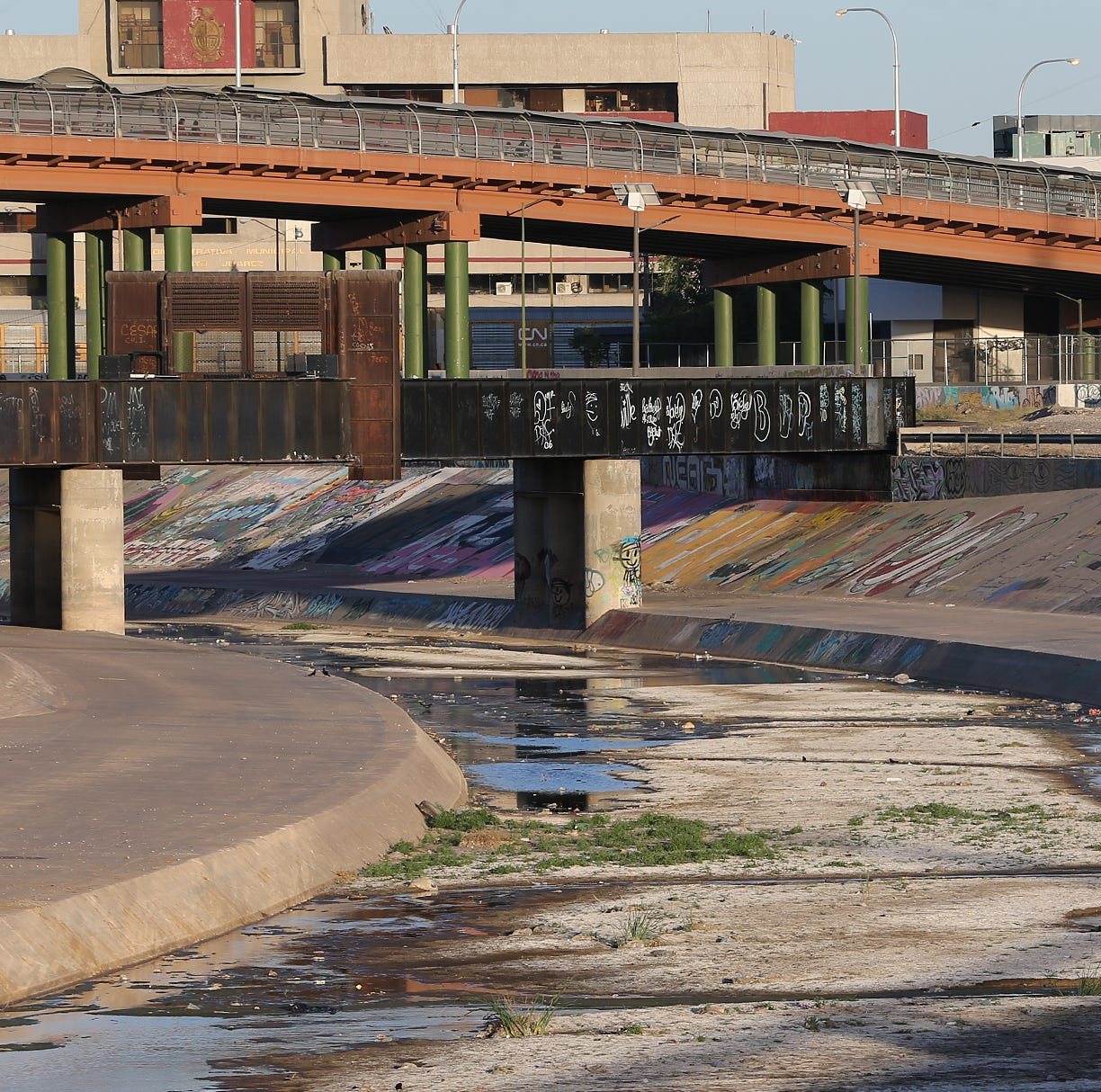 El Paso could see water flow down the Rio Grande in June