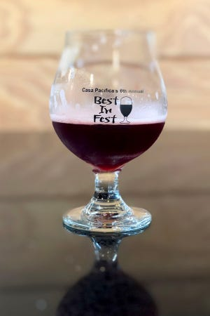 "Firestone Walker's SLOambic ale won the ""Best in Fest"" award at a recent Casa Pacifica fundraiser."