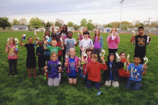 """Past winners at the Millville Elk's """"Ducky"""" Sharp Youth Week competition."""