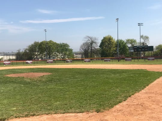 The fields at Brush Park in Mount Vernon will be refurbished next month thanks to a $50,000 grant from Scotts and Major League Baseball