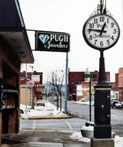 The family business was once located at the corner of Third and Main streets in downtown Zanesville, after moving from Fifth Street.