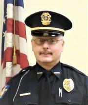 New Lexington Police Chief Scott Ervin