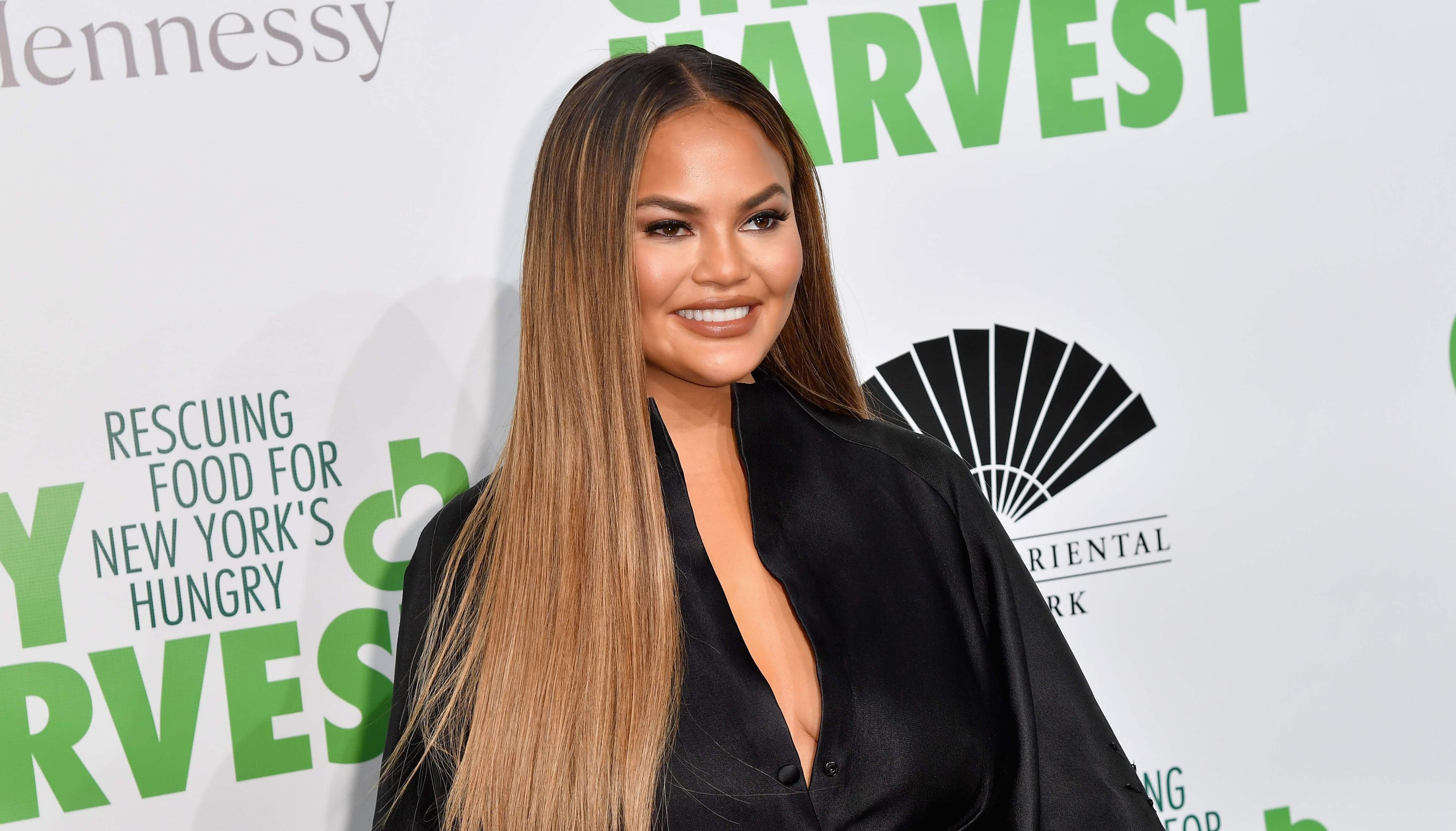 'I had really changed:' Chrissy Teigen talks postpartum depression and hints at more babies