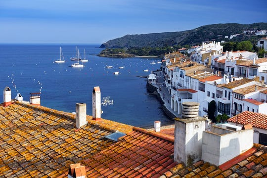 Spain's sunny port town of Cadaqués is an idyllic alternative to the glitzy Mediterranean resorts nearby.
