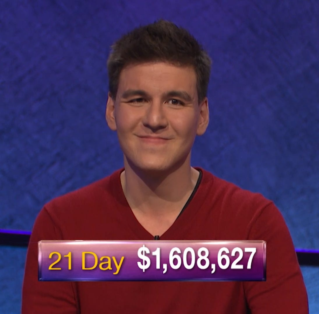 What does a 'Jeopardy!' champ do besides win $1.6 million? We asked the Las Vegas pro-gambler.