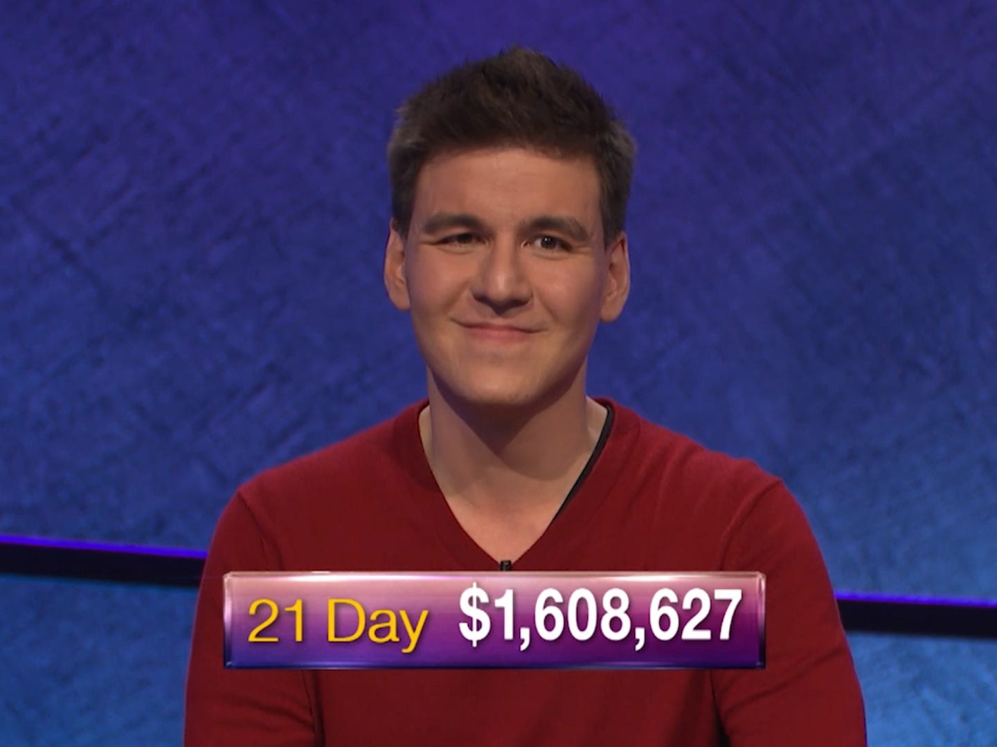 With squeaker win 26, 'Jeopardy!' champ James Holzhauer moves close to another milestone