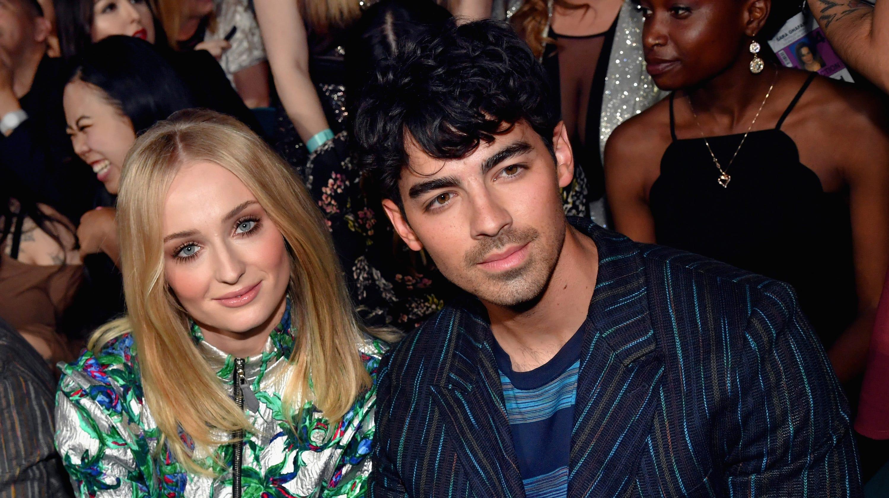 Sophie Turner, Joe Jonas wed in Las Vegas after Billboard