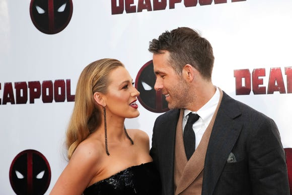 Blake Lively and Ryan Reynolds don't work at the same time so they can stay together as a family.