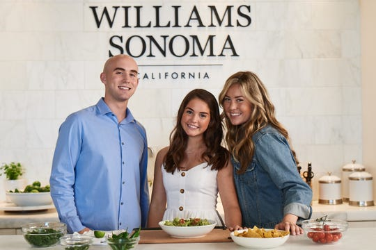Keith Young, a New York City firefighter who died on 9/11-related cancer before his invention, the CupBoardPro, found success after an appearance on 'Shark Tank.' Now his children, Christian, Kaley and Keira, have built it into a big business and found a new home at Williams-Sonoma.
