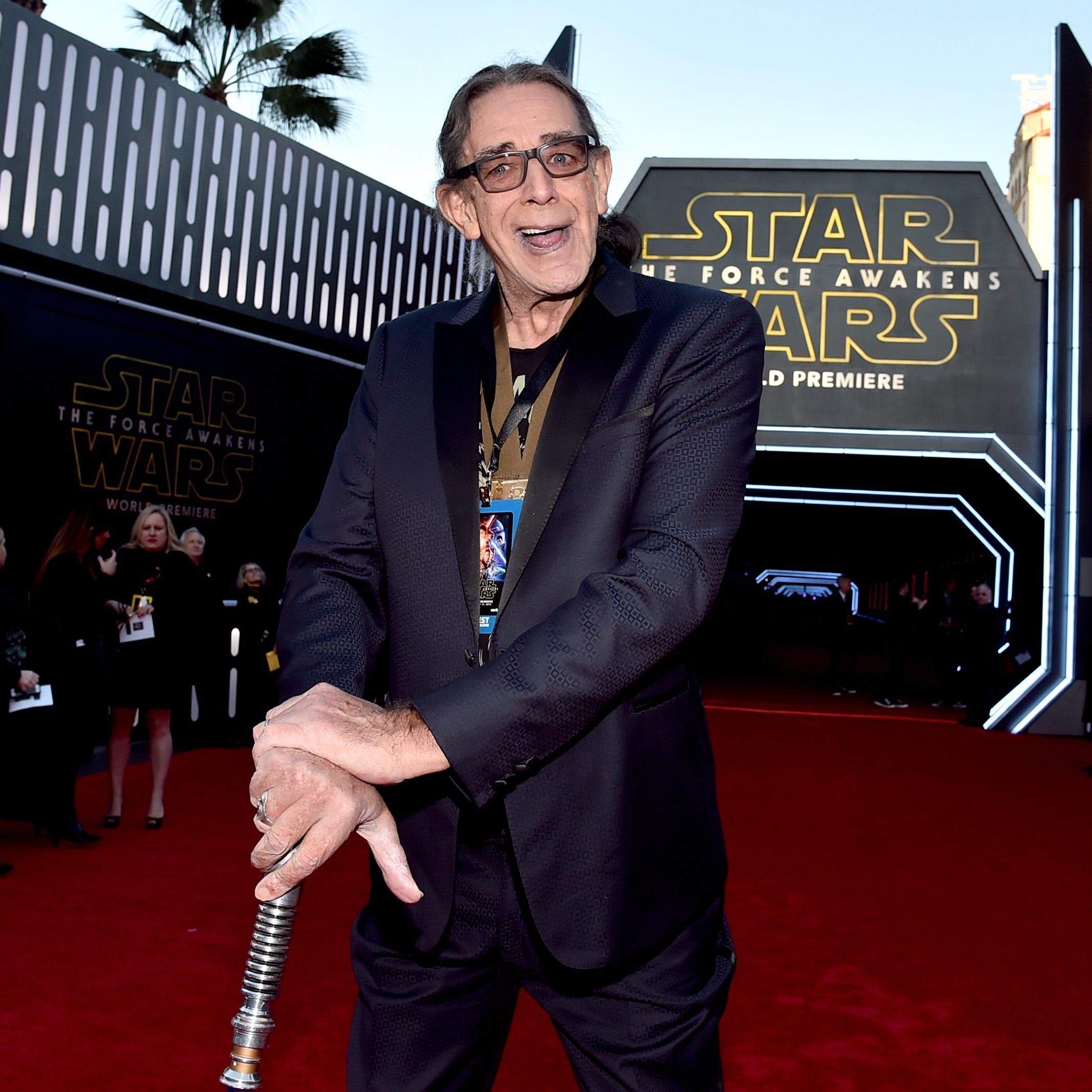 Peter Mayhew, best known for playing Chewbacca in 'Star Wars,' dies at 74