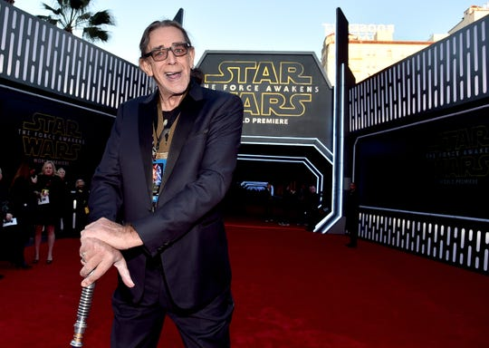 "Actor Peter Mayhew, best known for playing Chewbacca in the ""Star Wars"" films, has died at 74."