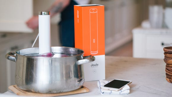Sous vide cooking sounds intimidating but is actually really easy, especially with this immersion circulator.