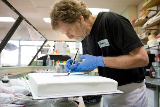 Jack Phillips, owner of Masterpiece Cakeshop in Lakewood, Colorado, won his case at the Supreme Court last year, but an almost identical case from Oregon is pending.