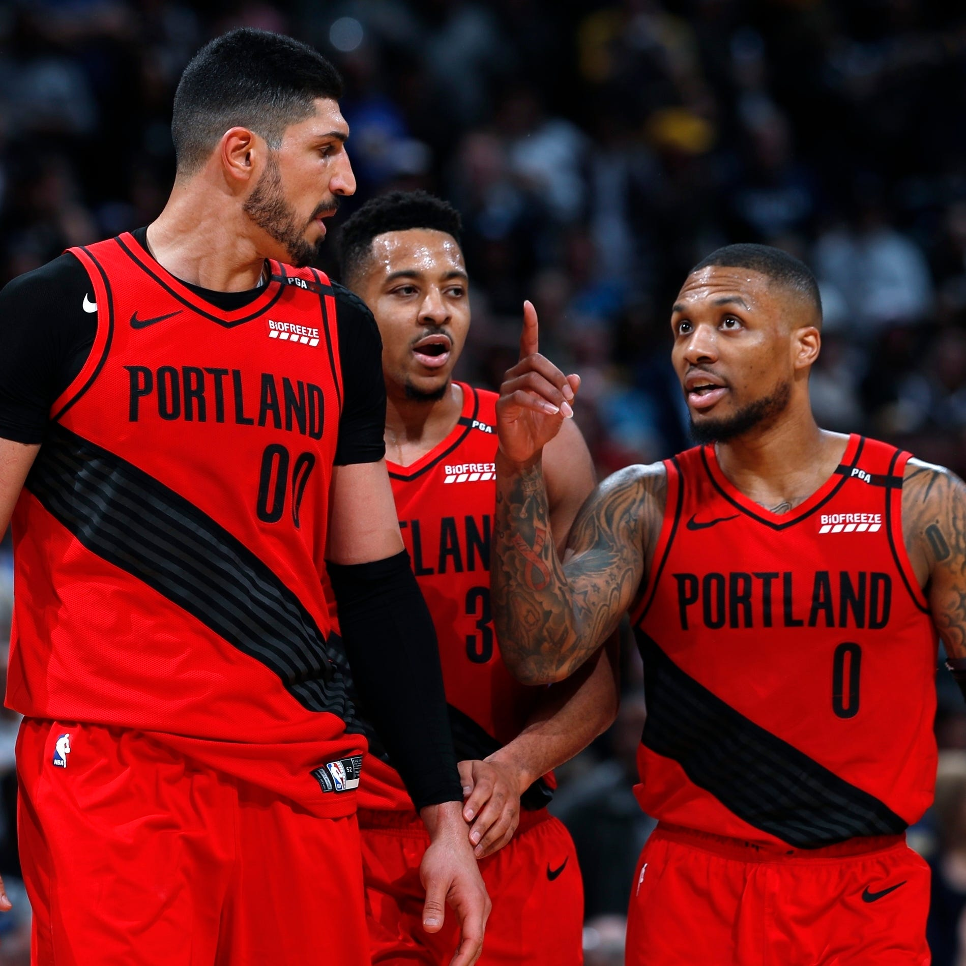 Opinion: Think Damian Lillard and the Blazers don't have a chance in these NBA playoffs? Think again.