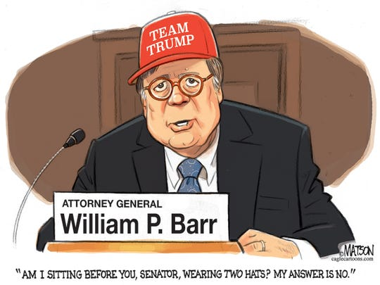 AG Barr does not wear two hats
