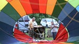 Hot Air Affair balloons ride above cancer in Anderson