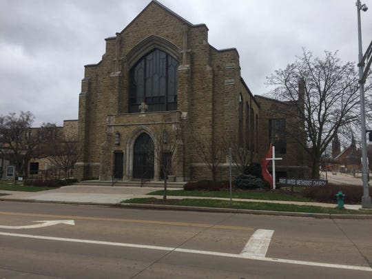 First United Methodist Church lead pastor Markus Wegenast said security wasn't an issue when his career began 15 years ago. But that all changed in recent years.