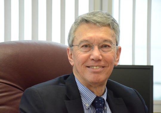 Calhoun County District Court Judge Samuel Durham.