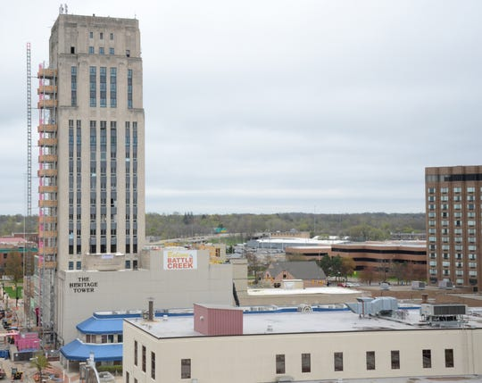 Heritage Tower is being renamed The Milton