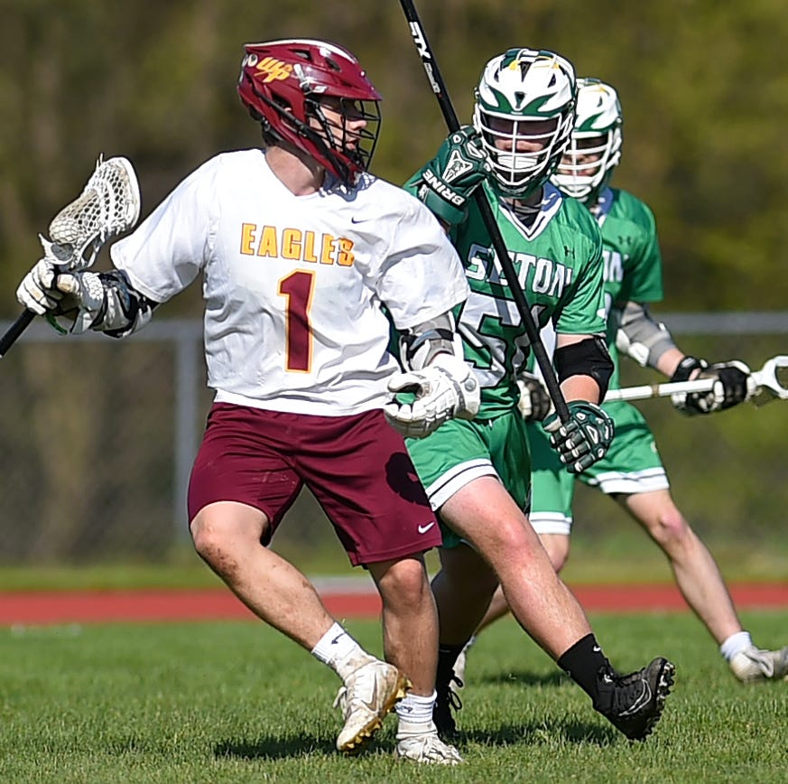 Whitney Point's Andy Davis made Section 4 lacrosse history: Here's how he got there