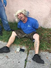 "Deputies arrested Robert ""Bobby"" Walls on May 2, 2019. The arrest was carried out by the sheriff's Gameover Task Force in the wake of what sheriff's officials described as the dismantling of a major drug operation in Brevard. Over 60 people were arrested and at least 100 warrants issued, including one for Walls."