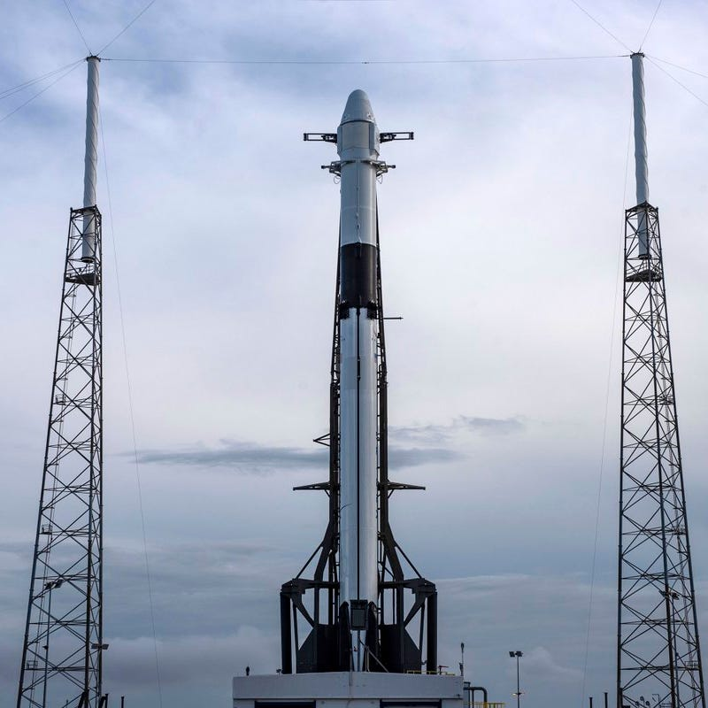 Updates: SpaceX launches Falcon 9 from Cape Canaveral to ISS, sticks drone ship landing